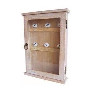 Box na kľúče Mentom, 7x28x40 cm