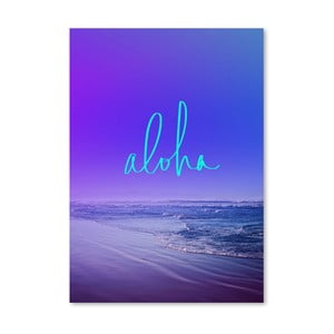 Plagát Aloha