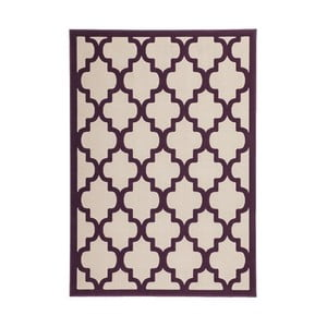 Koberec Maroc 387 Purple, 80x150 cm