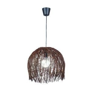 Stropné svetlo Struwel Dark Brown, 28x30 cm