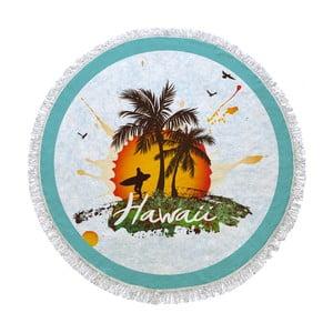 Kruhová plážová osuška La Chanta Tahil Round Beach Towel, ⌀1,5m