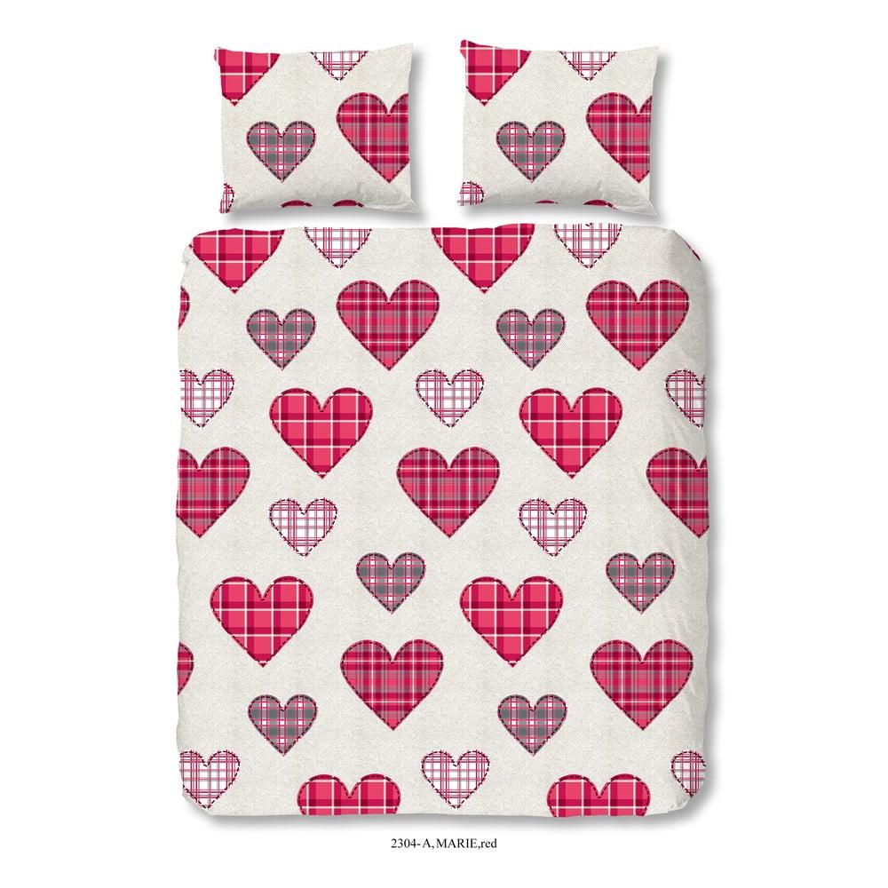 Bavlnené obliečky na dvojlôžko Good Morning Márie, 200 × 200 cm
