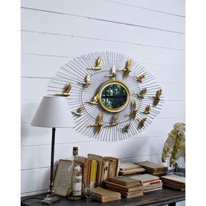 Dekoratívne zrkadlo Birds, 106 cm