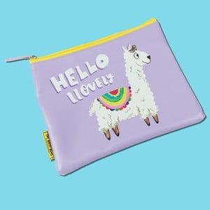 Kozmetická taštička/peňaženka Happy News Hello Llovely