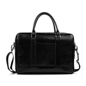 Pánska taška Solier SL02, čierna