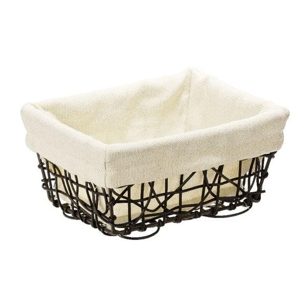 Kúpeľňový košík Rumba Rectangular