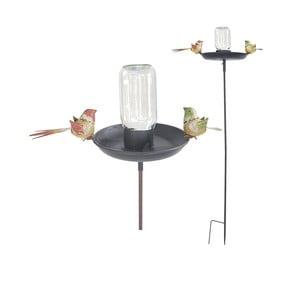 Zapichovacie krmítko na záhradu Bird, 119 cm