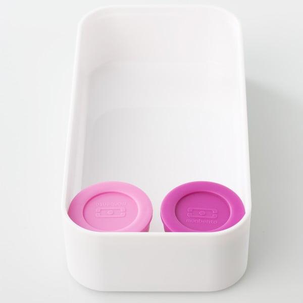 Mištičky na omáčky Duo Fuchsia/Pink