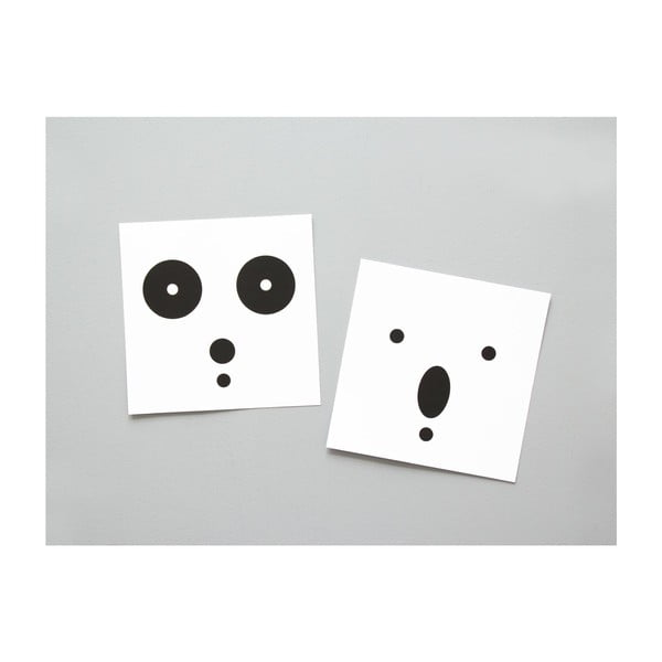 Sada 3 kartičiek SNUG.Art