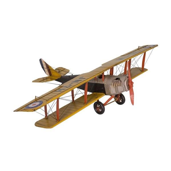 Dekoratívny predmet Yellow Plane