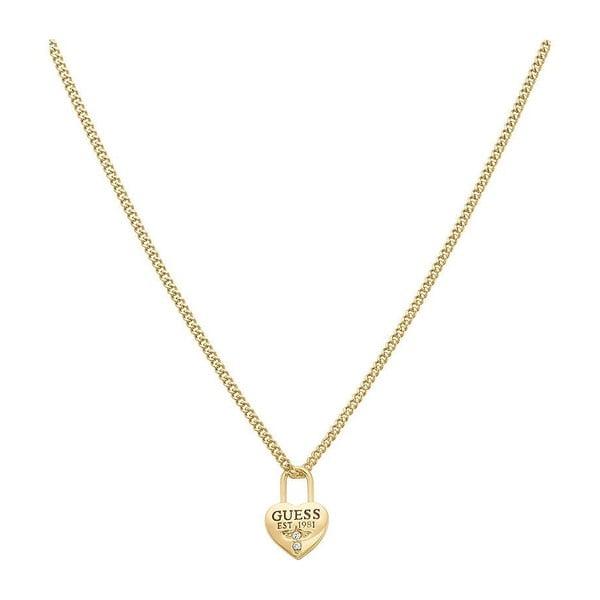 Náhrdelník Guess 1450 Gold