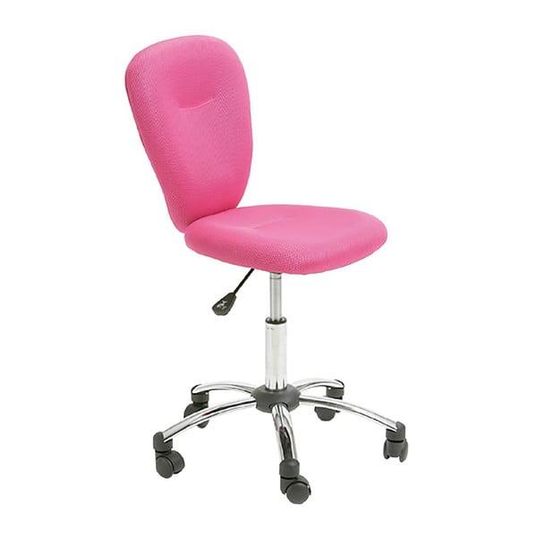 Kancelárska stolička Pink Office
