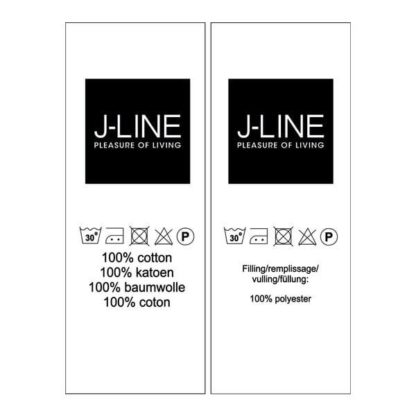 Ružový vankúš J-Line