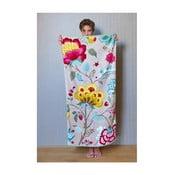 Uterák Floral Fantasy khaki, 55x100 cm