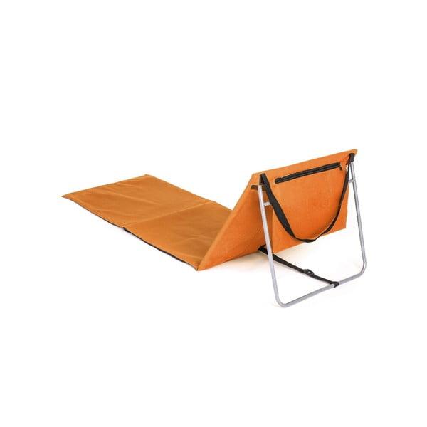 Plážová podložka Austin, oranžová
