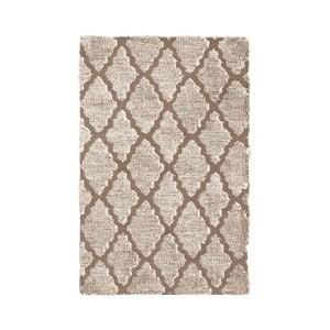Béžový koberec Ixia Harmony, 60x90cm