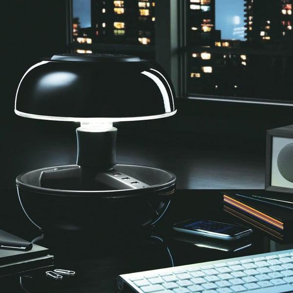 Stolná lampa a nabíjačka v jednom Joyo Classic, čierna