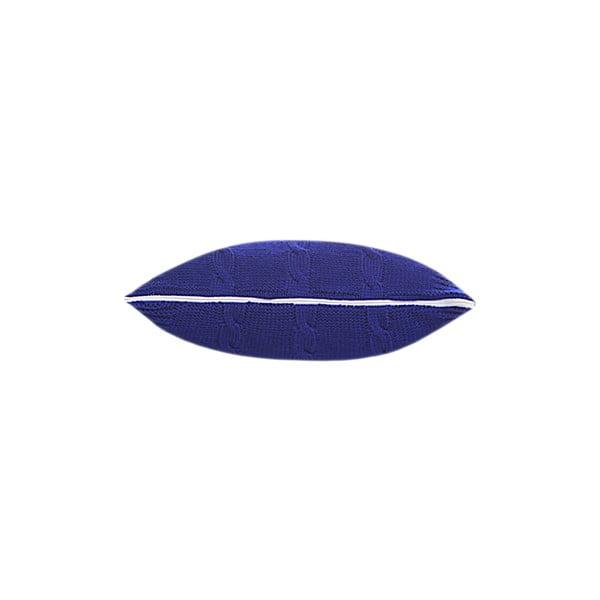 Vankúš Kosem, 43x43 cm, modrá