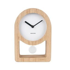 Stolové hodiny Karlsson Lena Light