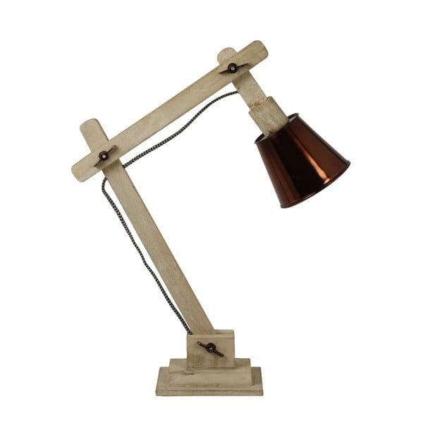 Stolová lampa Izar Copper