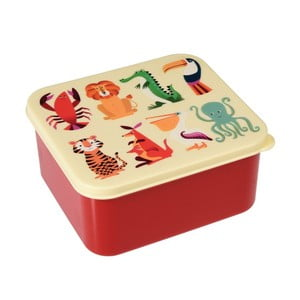 Box na jedlo Rex London Colourful Creatures