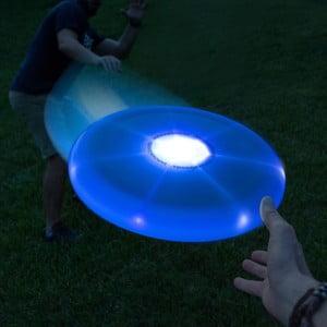 Farebné Frisbee s LED InnovaGoods
