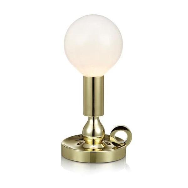 Stolná lampa History Brass