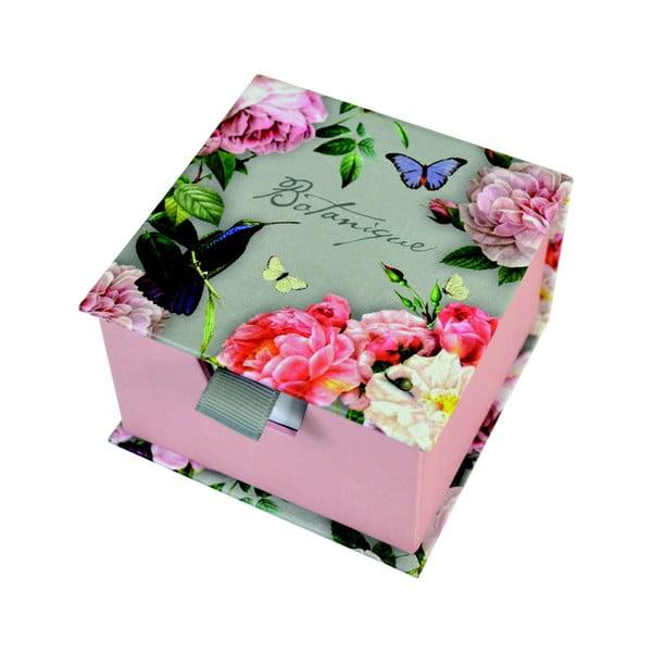 Blok na poznámky v boxe Botanique by Portico Designs, 400stránok