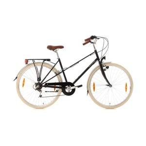 Dámsky bicykel City Bike Marseille Black, 28""