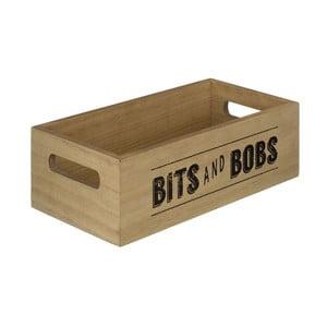 Drevený box Premier Housewares Tribeca