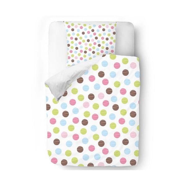 Obliečky Color Dots, 140x200 cm