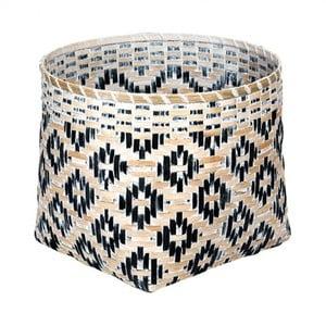 Bambusový úložný košík a'miou home Craic, výška 33 cm
