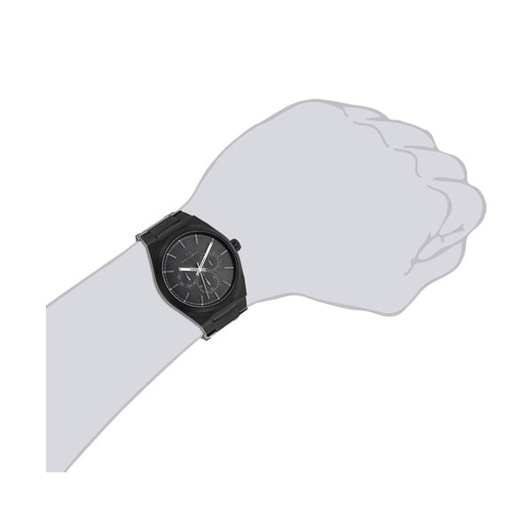 Pánske hodinky Rhodenwald&Söhne Cooledge Matte Black