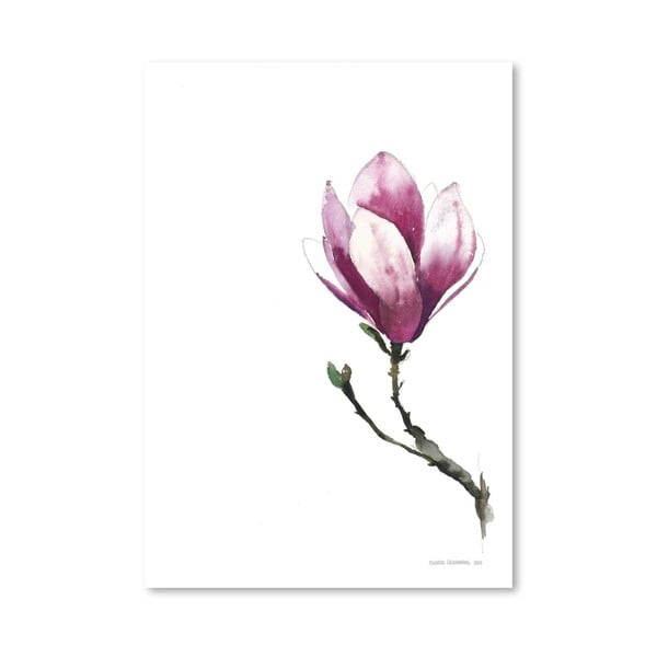 Plagát Magnolia II, 30x42cm
