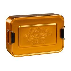 Box na desiatu Gentlemen's Hardware Gold Tin