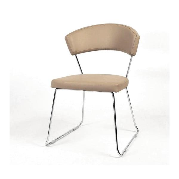 Stolička Bacco, béžová