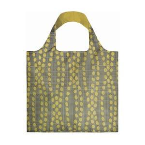 Skladacia nákupná taška skapsičkou LOQI Earth