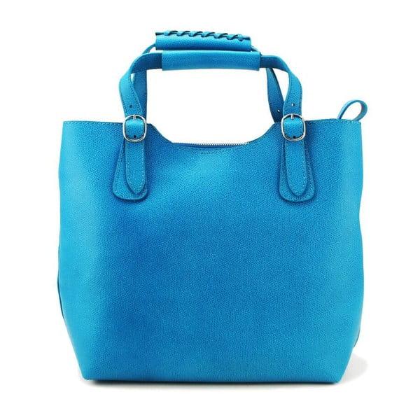 Kožená kabelka Chichi Turquoise