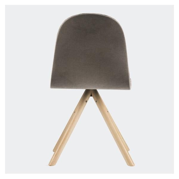 Stolička Mannequin, sivá