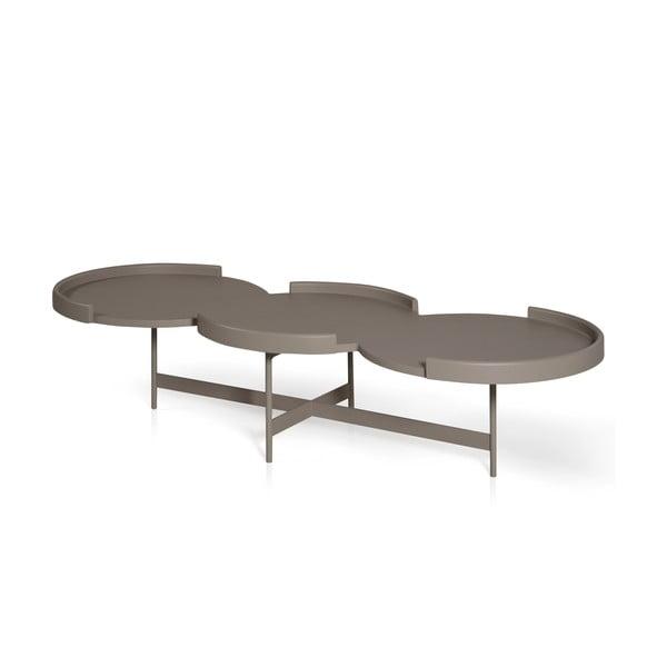 Konferenčný stolík E-klipse AL2, béžový