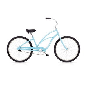 Dámsky bicykel Cruiser 1 Light Blue