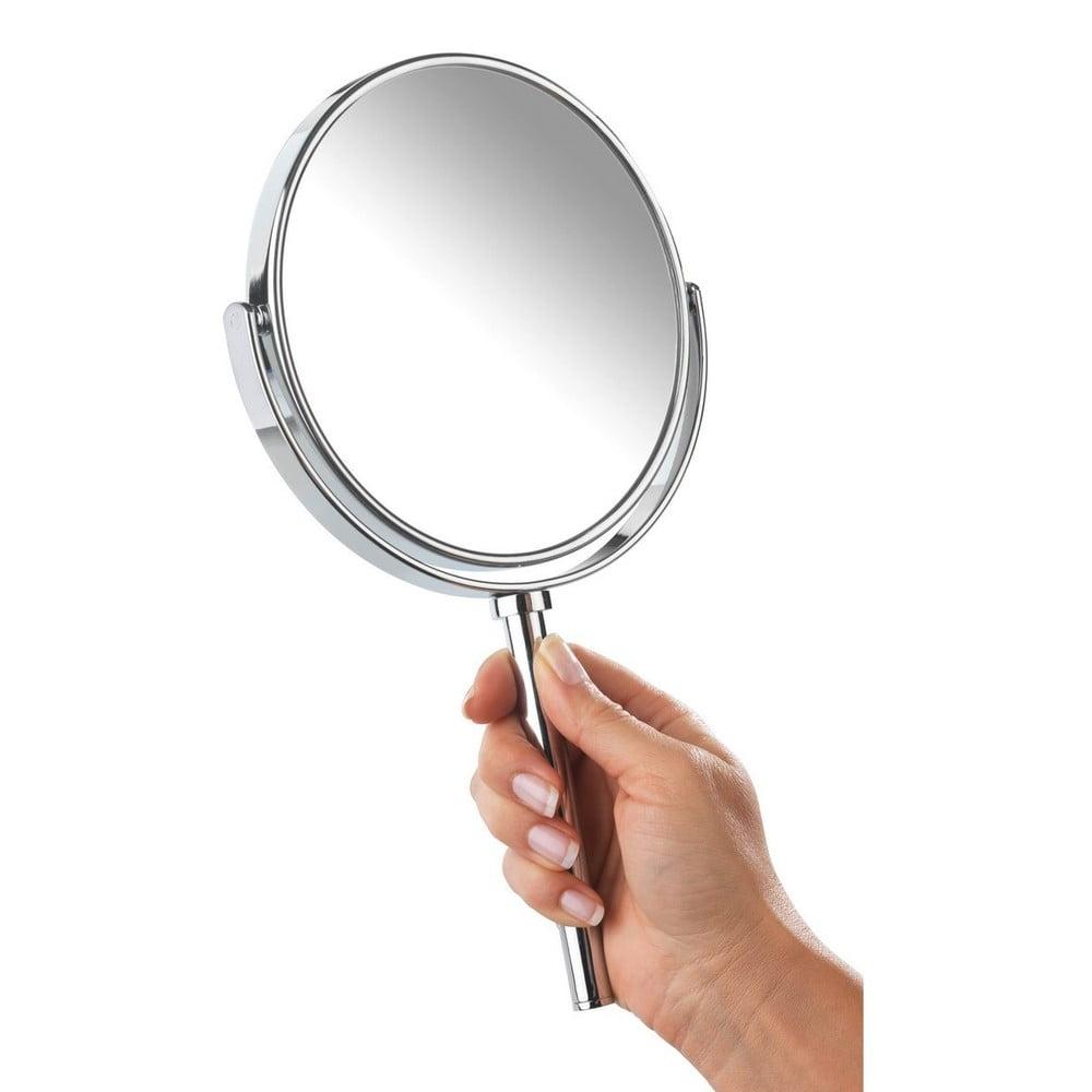 Samodržiace nástenné zrkadlo Wenko Power-Loc Elegance