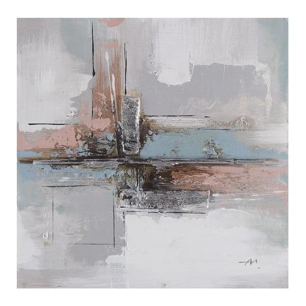 Obraz na plátne Stroke, 60x60 cm