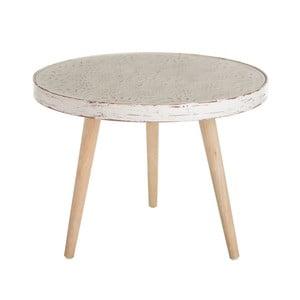 Vintage príručný stolík Ixia Ceballos