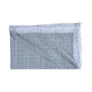 Zelená bavlnená deka Walra Yara, 130×170 cm