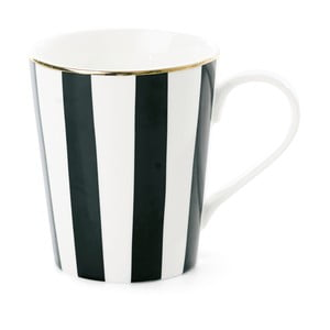 Hrnček Miss Étoile Black Stripes, 8 cm