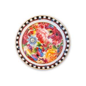 Porcelánový plytký tanierik Melli Mello Eliza, 10cm