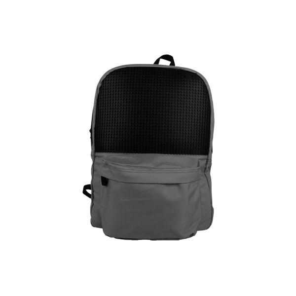 Batoh Pixelbag grey/black