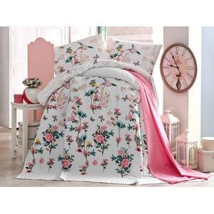 Ľahký pléd na posteľ Boston Garden, 200×235cm