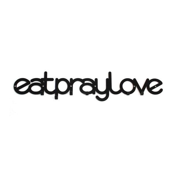 Vešiak Eat Pray Love